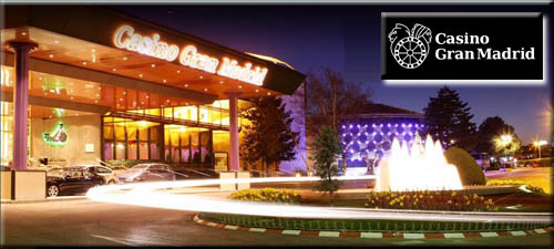 Restaurante gran casino de madrid